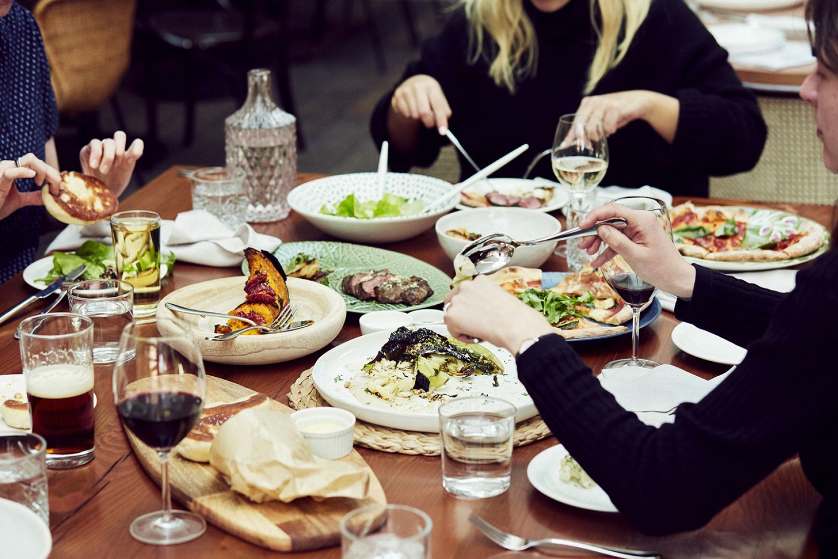 Cotta Cafe Melbourn : Try these new restaurant express venues melbourne food & wine festival