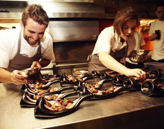 Hostplus Hospitality Scholarship supported by Melbourne Food and Wine Festival