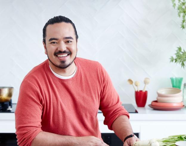 Adam Liaw, Sunday 10 March, 12:15pm-1:00pm